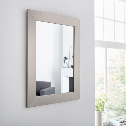 Leroy Merlin Poteau Beton Impressionnant Photographie Miroir Loft Acier L 50 X H 70 Cm
