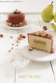Les Delices De Capu Inspirant Stock Entremets Pomme Vanille Les Délices De Capu Pinterest