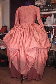 Les Fees Tisseuses Beau Collection Robe Parée C 1780