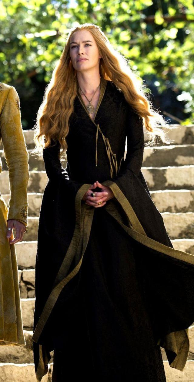 Les Fees Tisseuses Élégant Photos Les Fées Tisseuses Cersei Lannister Saison 5 6