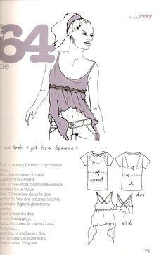 Les Fees Tisseuses Luxe Collection Les Fées Tisseuses Transformation De Tee Shirt En
