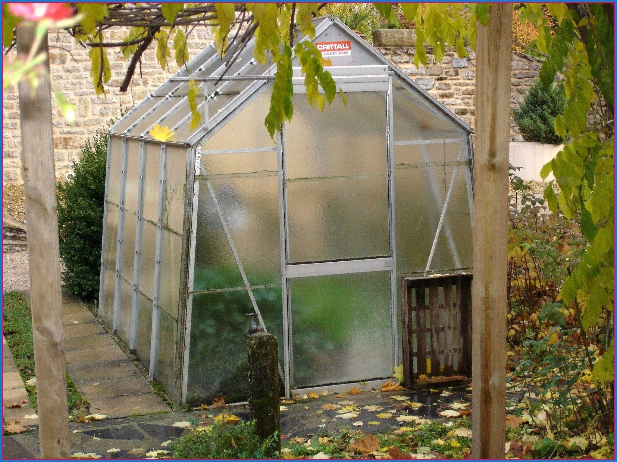 Les Serres De Gouaix Inspirant Photos 15 Magnifique Serre De Jardin Polycarbonate Galerie De Cuisine