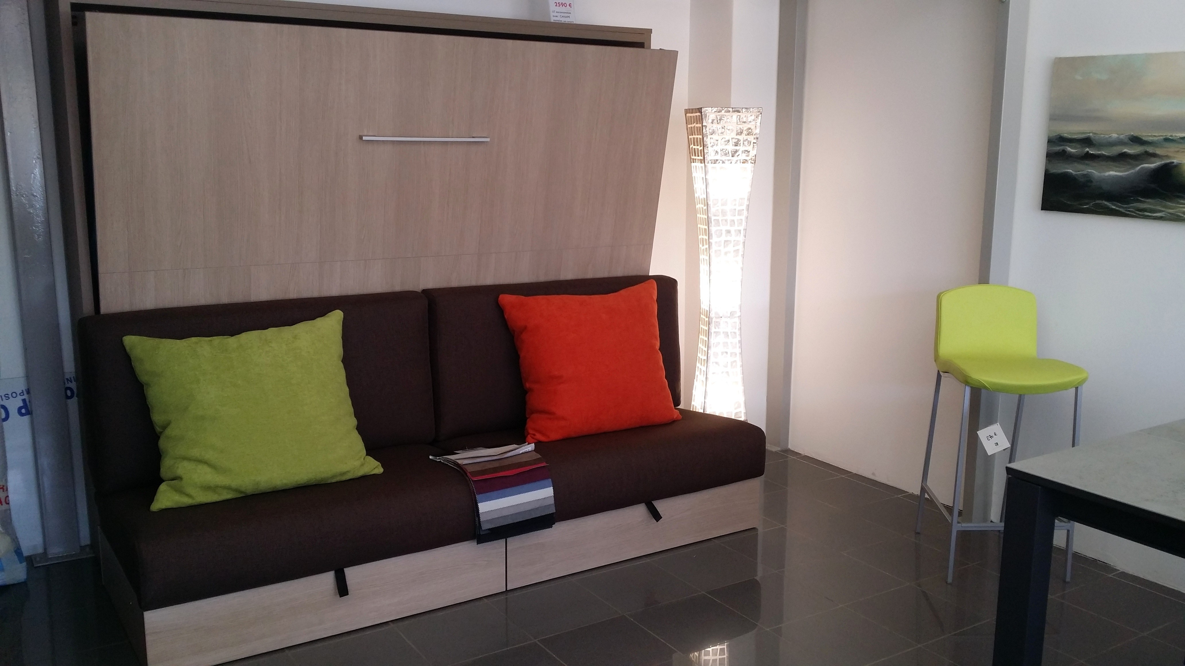 Lit Canapé Escamotable Ikea Impressionnant Photographie Lit Armoire Canapé Beautiful Canap En U Convertible 12 Full Canape D