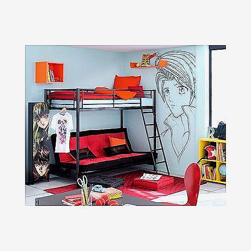 Lit Mezzanine 2 Places Fly Beau Galerie Lit Mezzanine Clic Clac Fra Che Canape Clic Clac Fly Maison Design