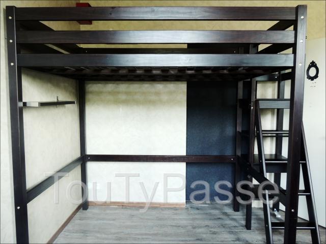 Lit Mezzanine 2 Places Fly Élégant Stock Mezzanine Deux Personnes Maison Design Wiblia