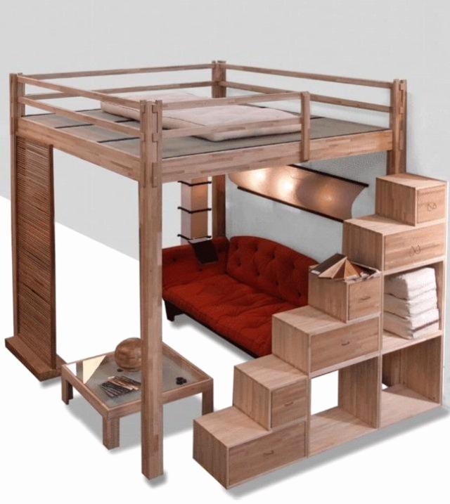 Lit Mezzanine Clic Clac Ikea Luxe Collection but Mezzanine 2 Places Frais Lit Mezzanine Deux Place Maison Design