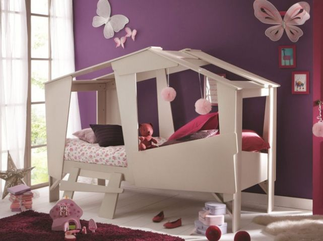 Lit Pas Cher but Unique Stock but Lit Cabane Enfant Beige Ch Fille Pinterest