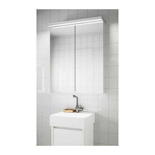 Luminaires Salle De Bain Ikea Nouveau Photos Godmorgon éclairage D élément Mural  Led 80 Cm Pinterest