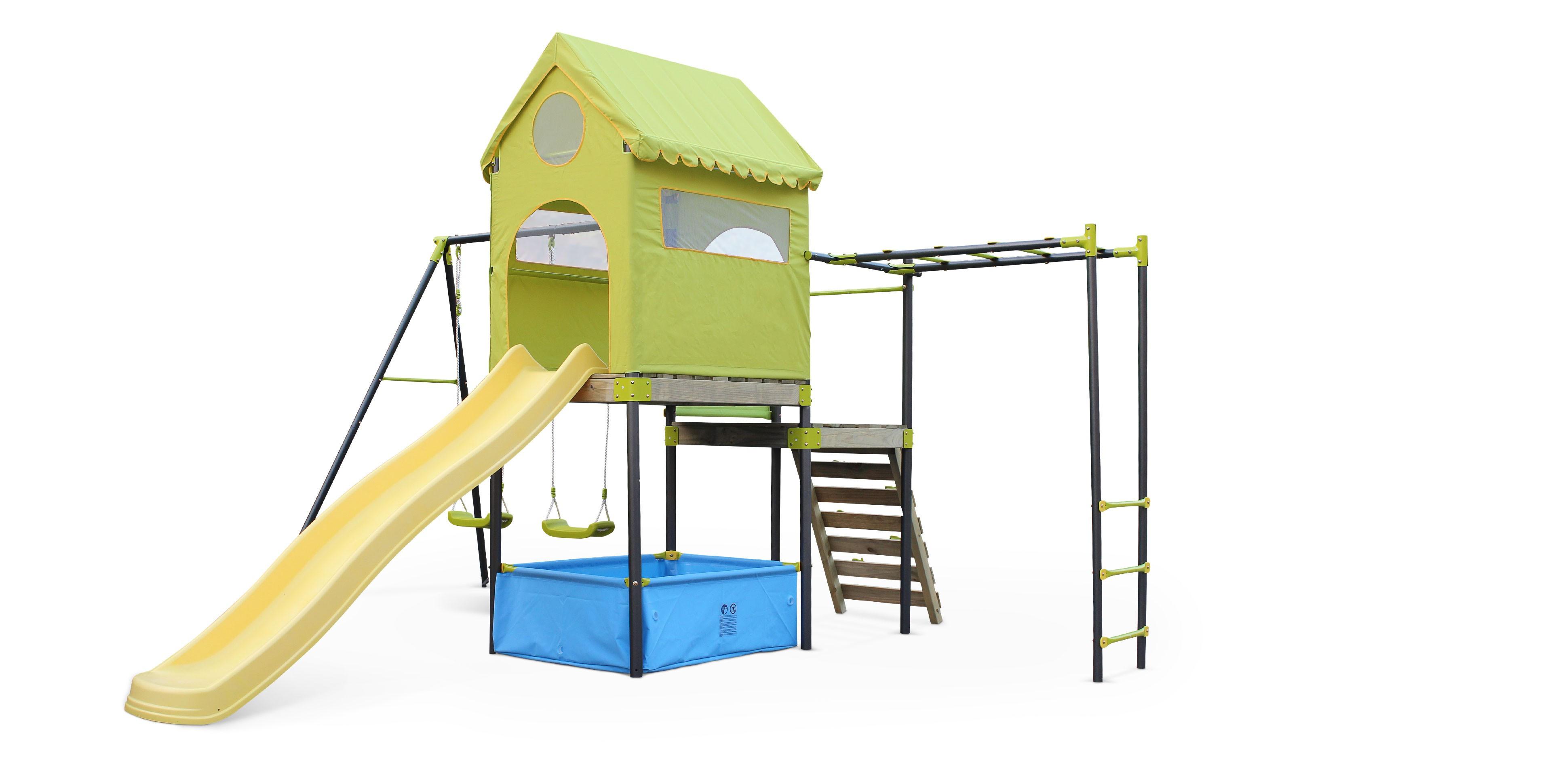 Magasin Habitat Et Jardin Nouveau Stock Playmobil Jardin D Enfant Avec élégant toboggan De Jardin Perfect