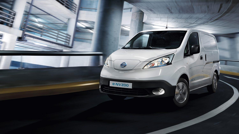 Maison Du Doyen Xenoverse 2 Beau Photos Nouvel Utilitaire Nissan E Nv200 Utilitaire électrique Véhicule