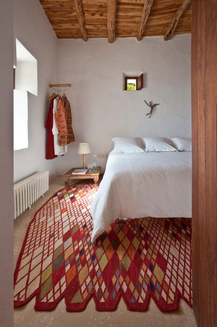Maison Et Styles Impressionnant Photos Une Maison Au Style Rustique Boh¨me  Ibiza