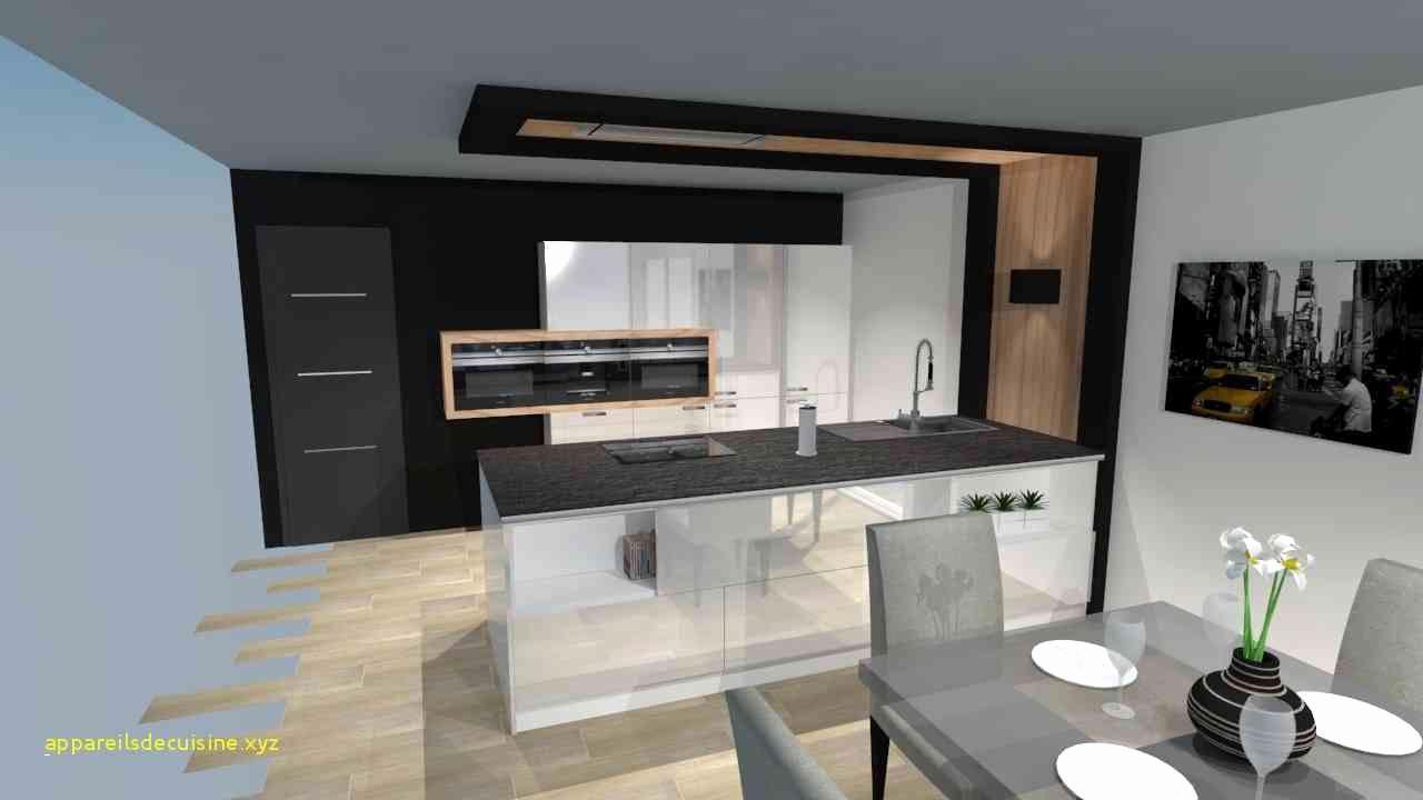 Maison Interieur Luxe Inspirant Images Dimension Ilot Central Cuisine Luxe Cuisine Moderne Avec Ilot