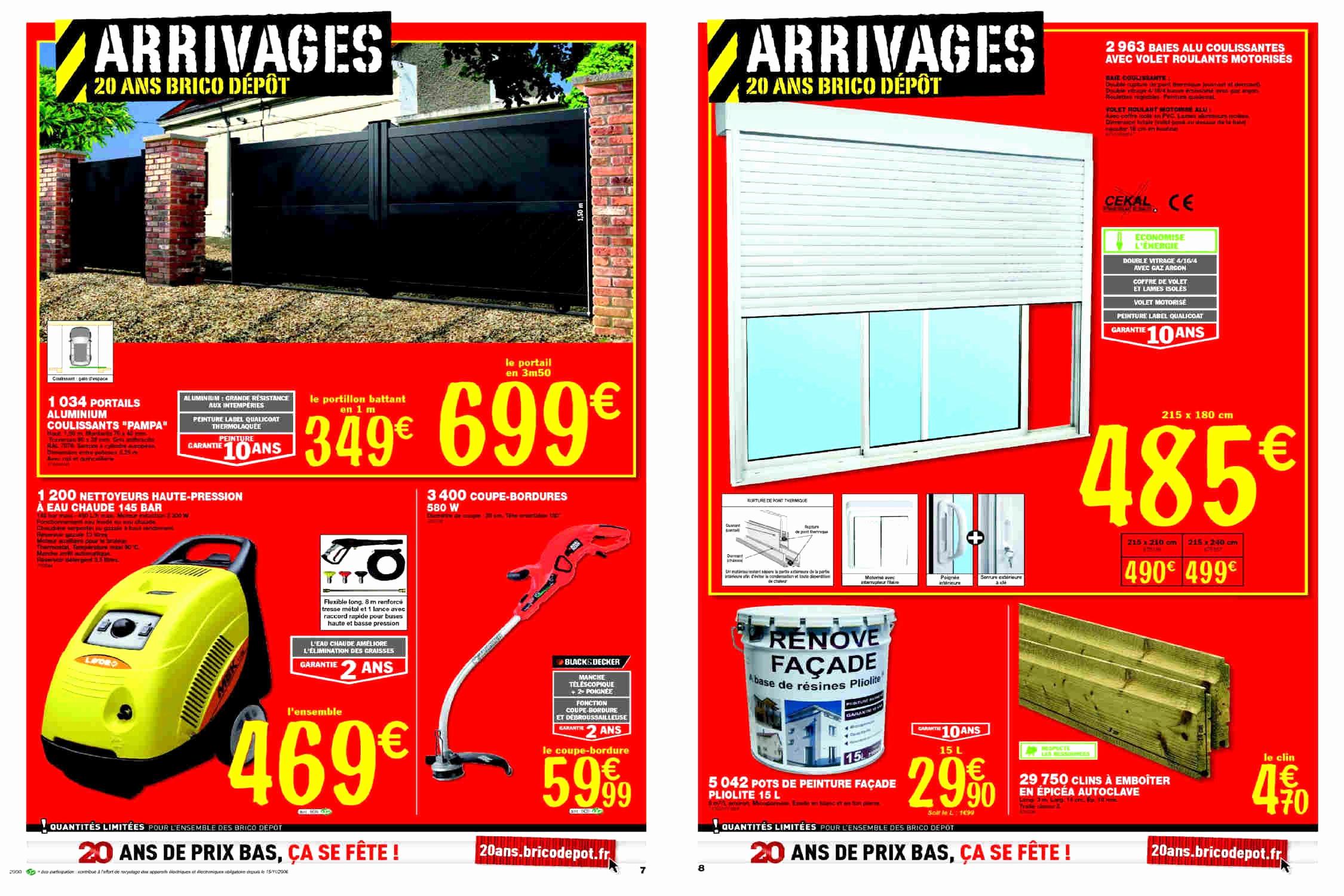 Malette Outils Brico Depot Inspirant Photos Montage Portail Coulissant Brico Depot Inspirant Belle Abri Brico