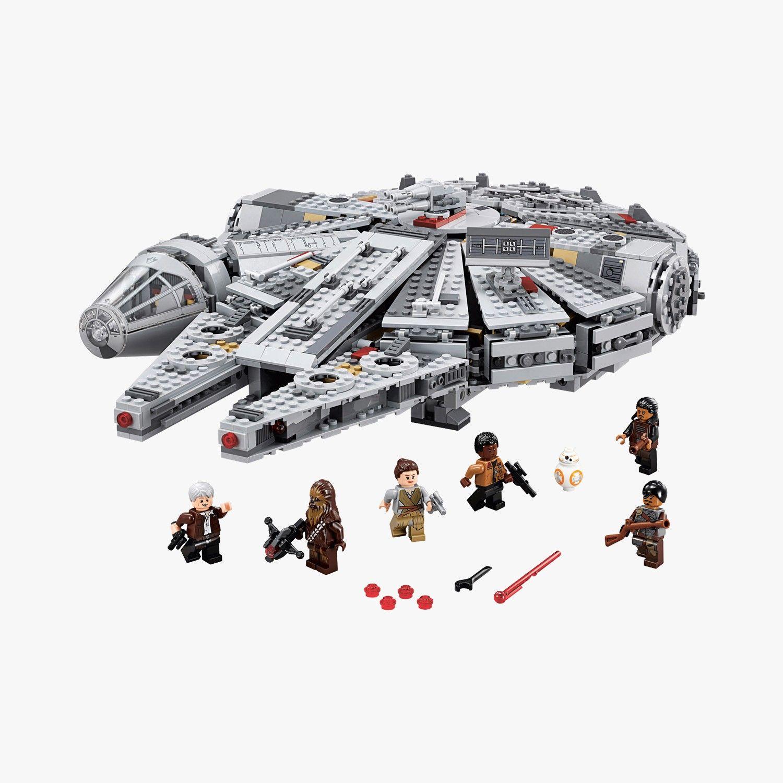 Marque De Jouet Liste Meilleur De Stock Millennium Falcon™ Star Wars Lego Lebonmarche Jouet Jouets