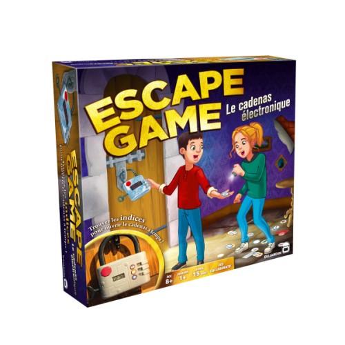 Marque De Jouet Liste Nouveau Collection Jeu De société Escape Game Junior Dujardin Pour Enfant D¨s 8 Ans