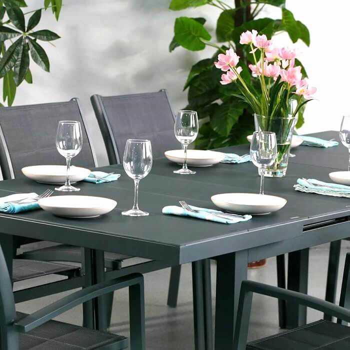 Meuble De Jardin Gifi Inspirant Photos Tables De Jardin Table Jardin Extensible Luxury Alinea Chaise 0d