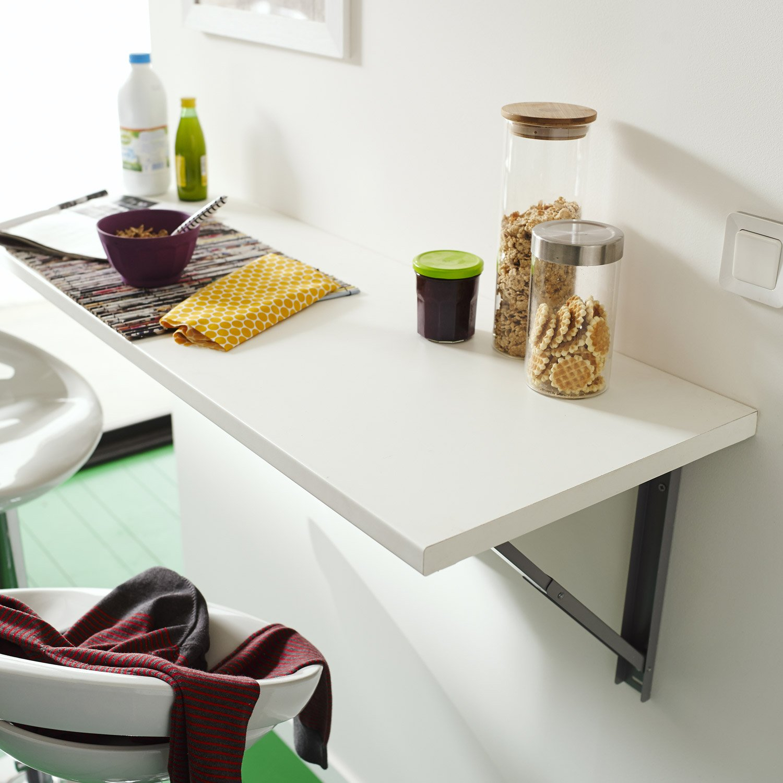 Meuble Petit Dejeuner Leroy Merlin Élégant Collection Idee Deco Plan De Travail Cuisine