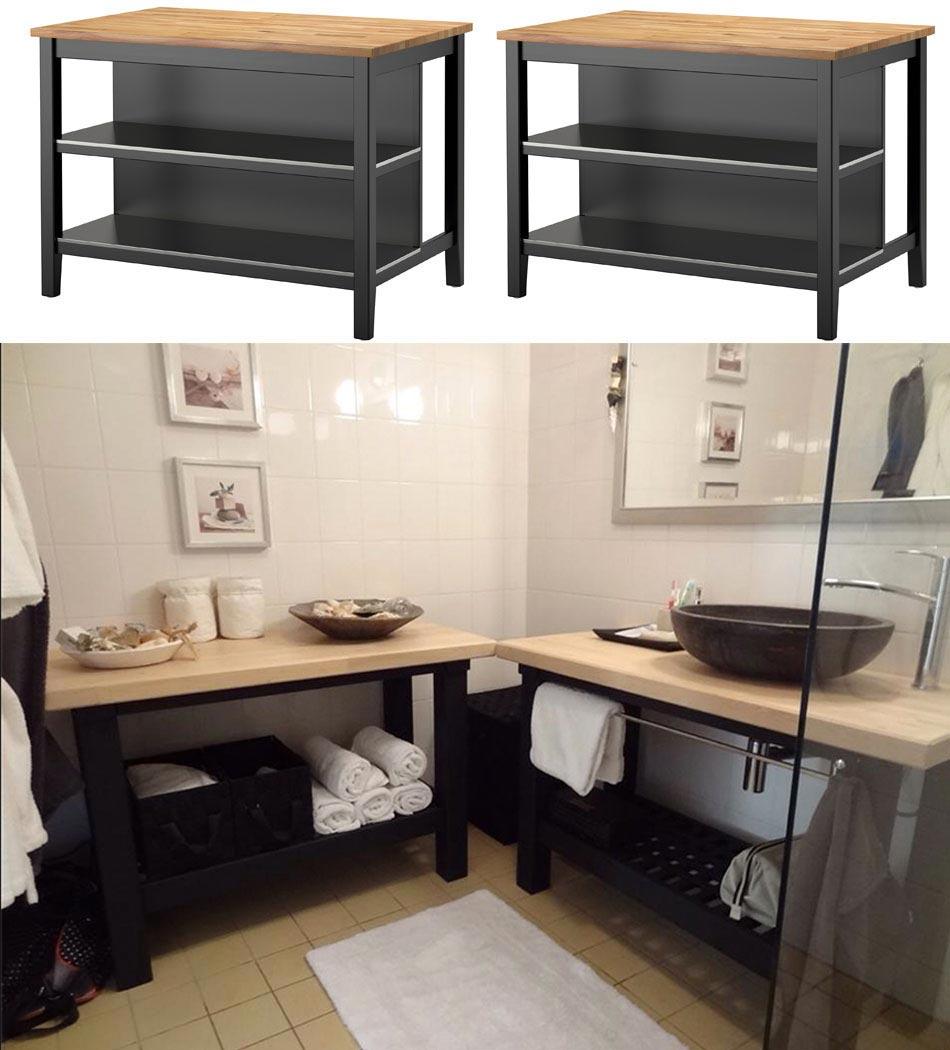 Meuble Pour Vasque à Poser Ikea Frais Photos Meuble Salle De Bain