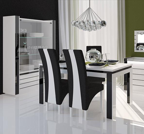Meuble Salle A Manger but Beau Photographie Meuble Noir Et Blanc Interesting Dco Salle De Bain Noir Et Blanc