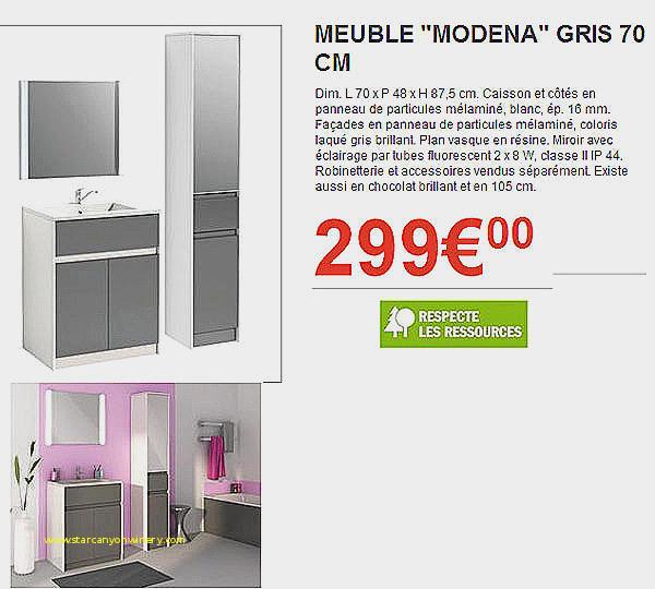 Meuble Salle De Bain Double Vasque Brico Depot Beau Stock Plan De ...