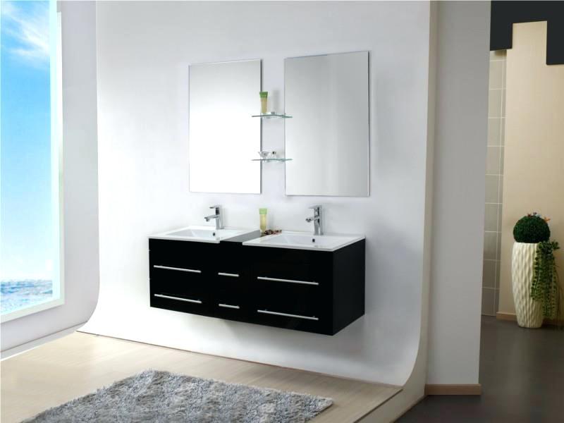 Meuble Salle De Bain Double Vasque Ikea Impressionnant Images Meuble Salle De Bain Ikea Noir
