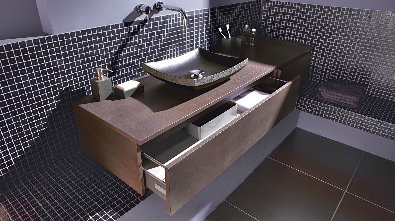 Meuble Salle De Bain Double Vasque Leroy Merlin Impressionnant