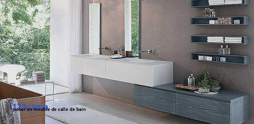 Meuble Salle De Bain Godmorgon Impressionnant Images 24 Poser Un Meuble De Salle De Bain