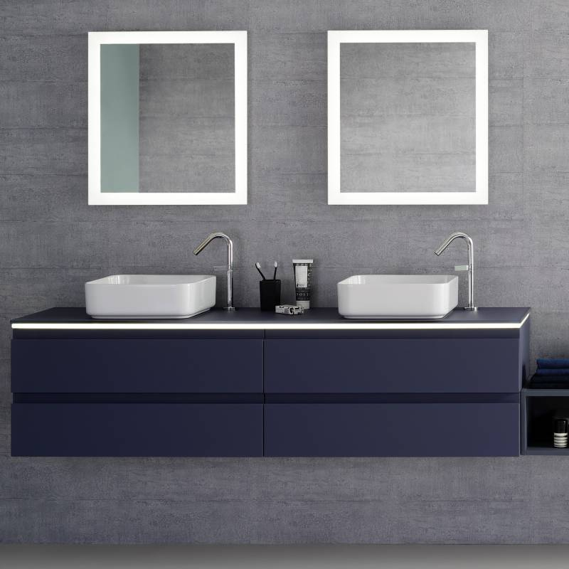 Meuble Salle De Bain Halo Frais Images Stunning Meuble Salle De Bain Bleu Amazing House Design