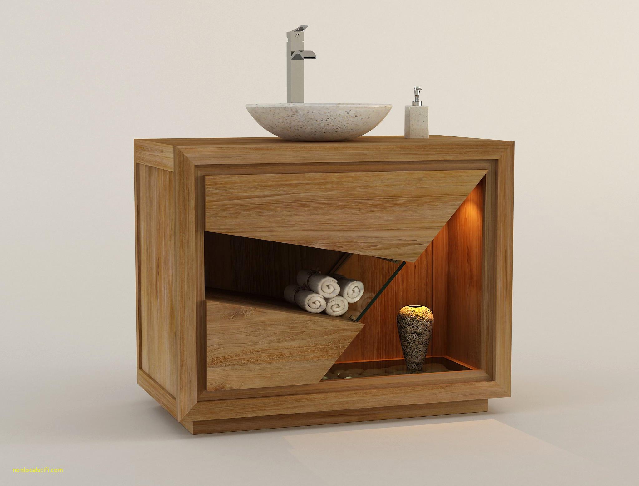 Meuble Salle De Bain Ikea Double Vasque Luxe Photos Résultat Supérieur 100 Luxe Meuble sous Lavabo Bois Galerie 2018