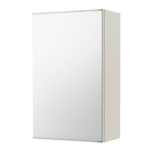 Meuble Salle De Bain Profondeur 40 Élégant Galerie Lill…ngen Meuble  Miroir 1 Porte Blanc