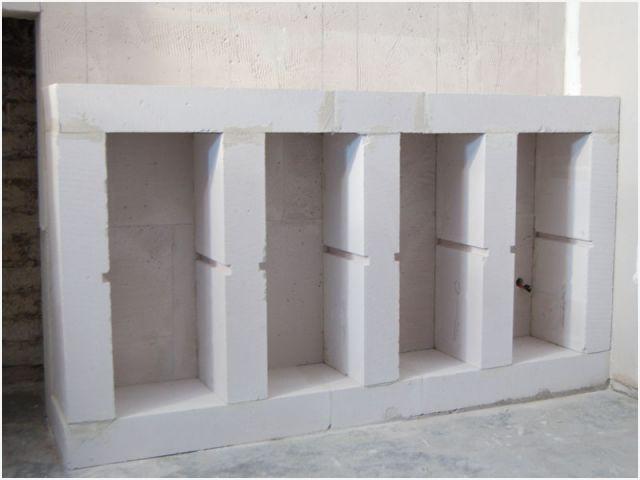 Meuble Salle De Bain Siporex Unique Photographie Fabriquer Meuble Salle De Bain Beton Cellulaire Effectivement 29