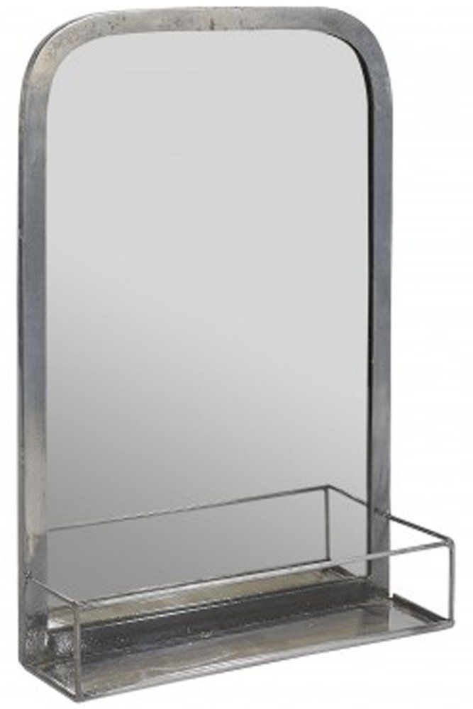 Meuble Salle De Bain Ulysse Nouveau Photos Jardin D Ulysse Metal Mirror with Shelf Small Loo