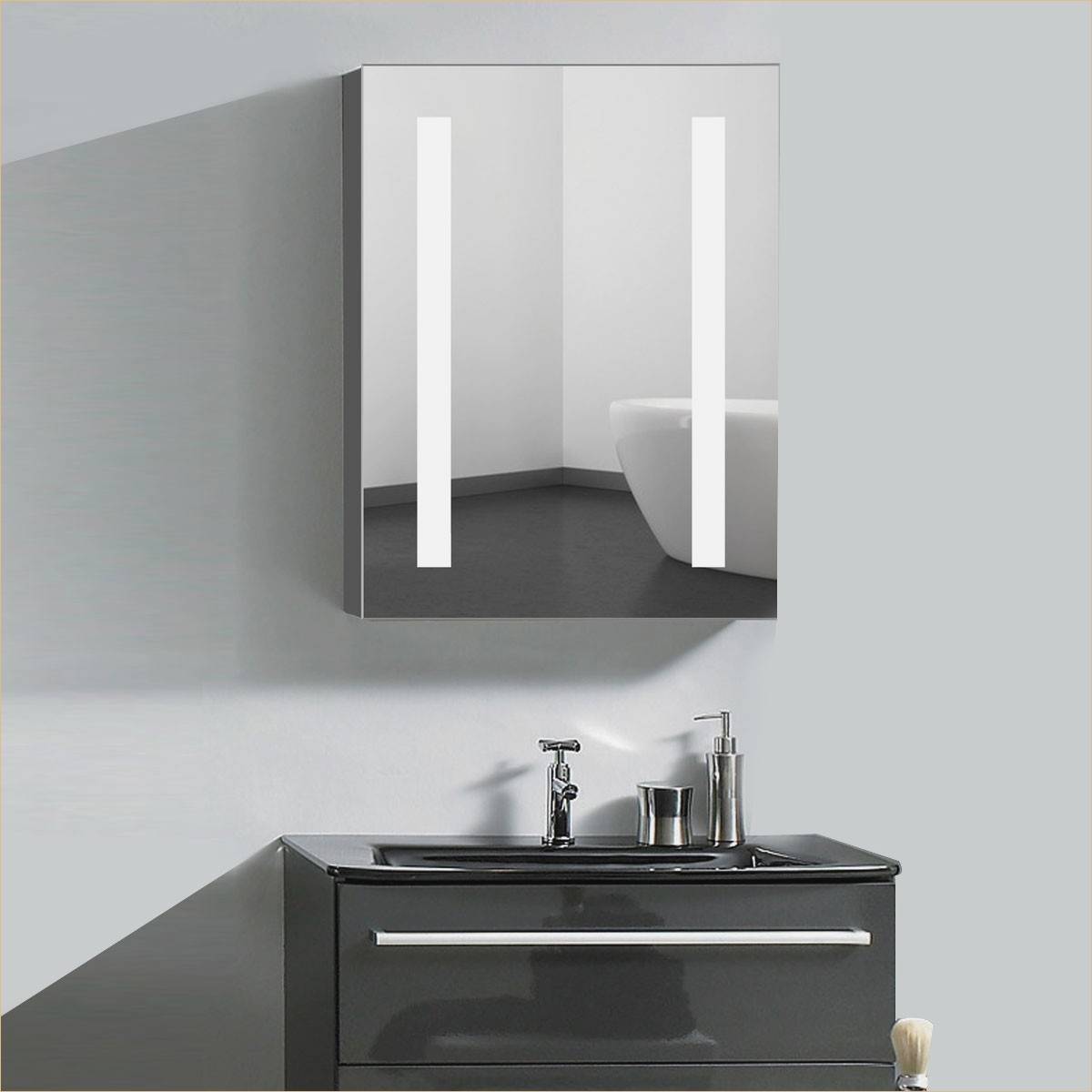 Meuble Wc Brico Dépot Élégant Stock Fantastiqué Meuble Miroir Salle De Bain