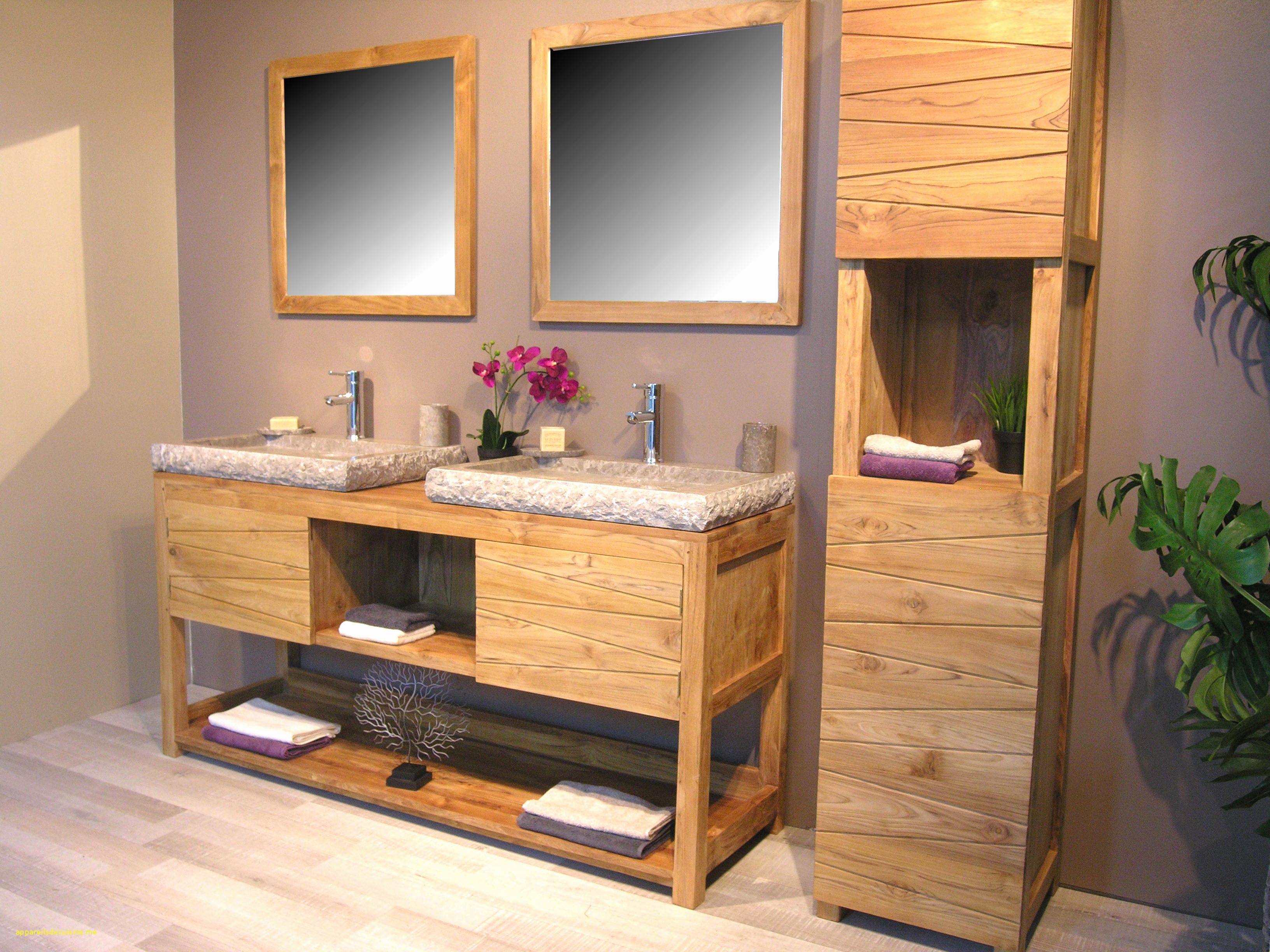 Meubles De Salle De Bains Conforama Inspirant Photos Meuble Double Vasque Teck Beau Meuble sous Vasque Conforama Maison