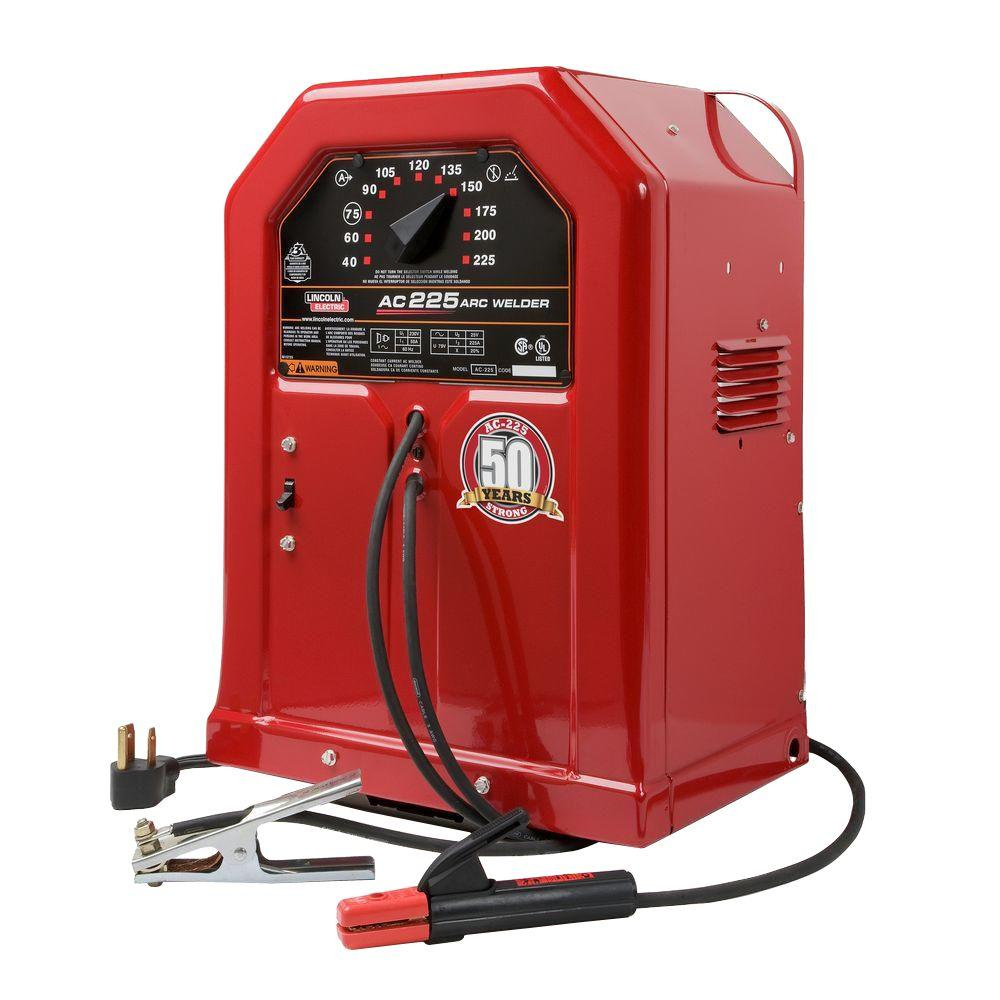 Mig Brico Depot Élégant Photos Lincoln Electric 225 Amp Arc Stick Welder Ac225s 230v K1170 the