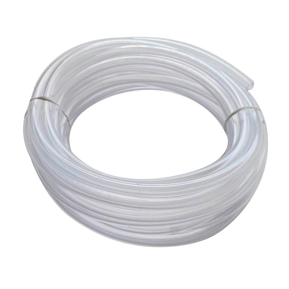 Mig Brico Depot Impressionnant Photos Everbilt 5 16 In O D X 3 16 In I D X 20 Ft Pvc Clear Vinyl Tube