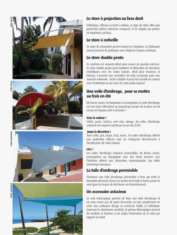 Mig Brico Depot Nouveau Galerie Store Banne Exterieur Monobloc Pret A Poser Ferantur Maison