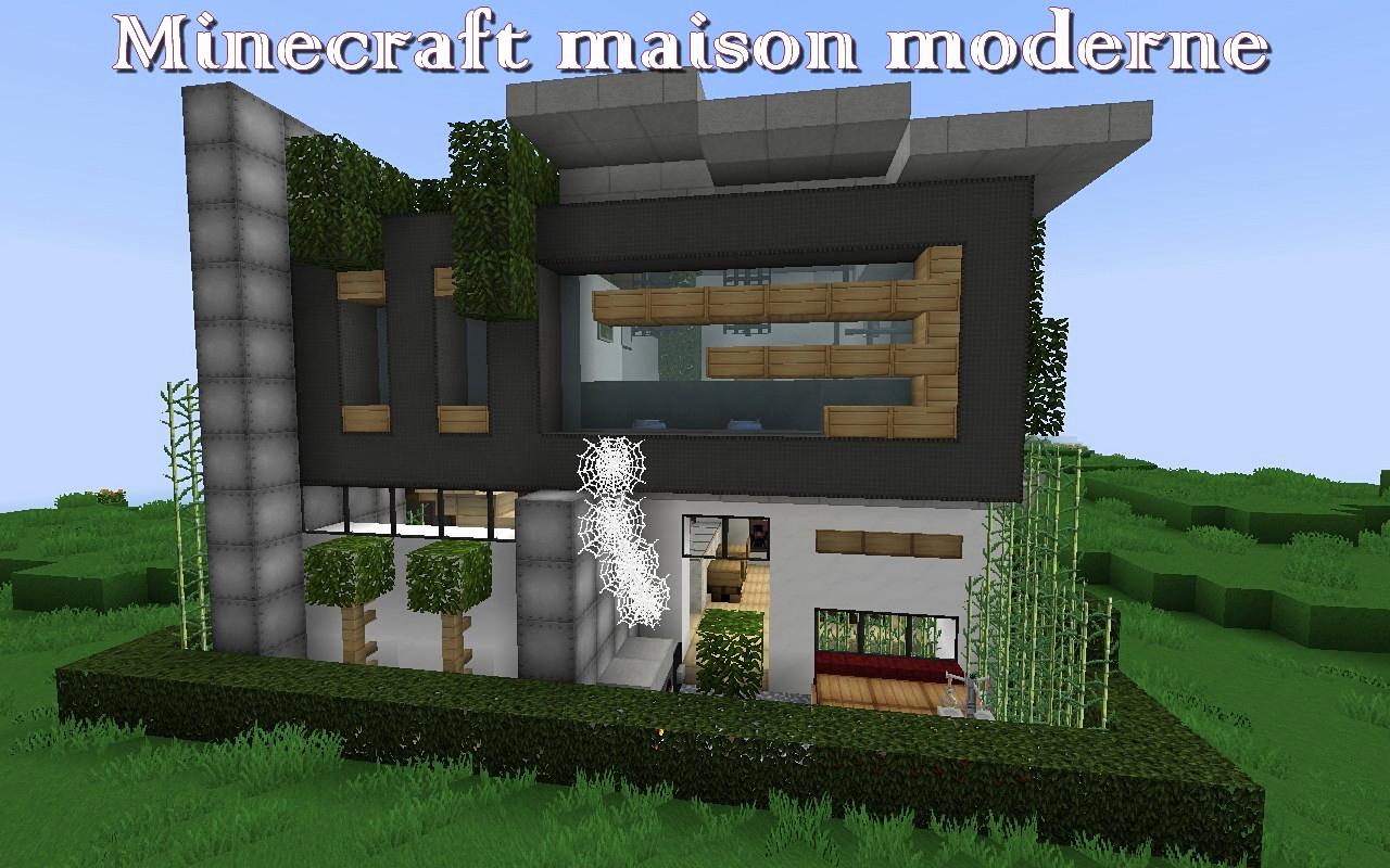 Minecraft Deco Moderne Beau Image Maison Moderne Minecraft Plan Beau Awesome Maison Moderne De Luxe