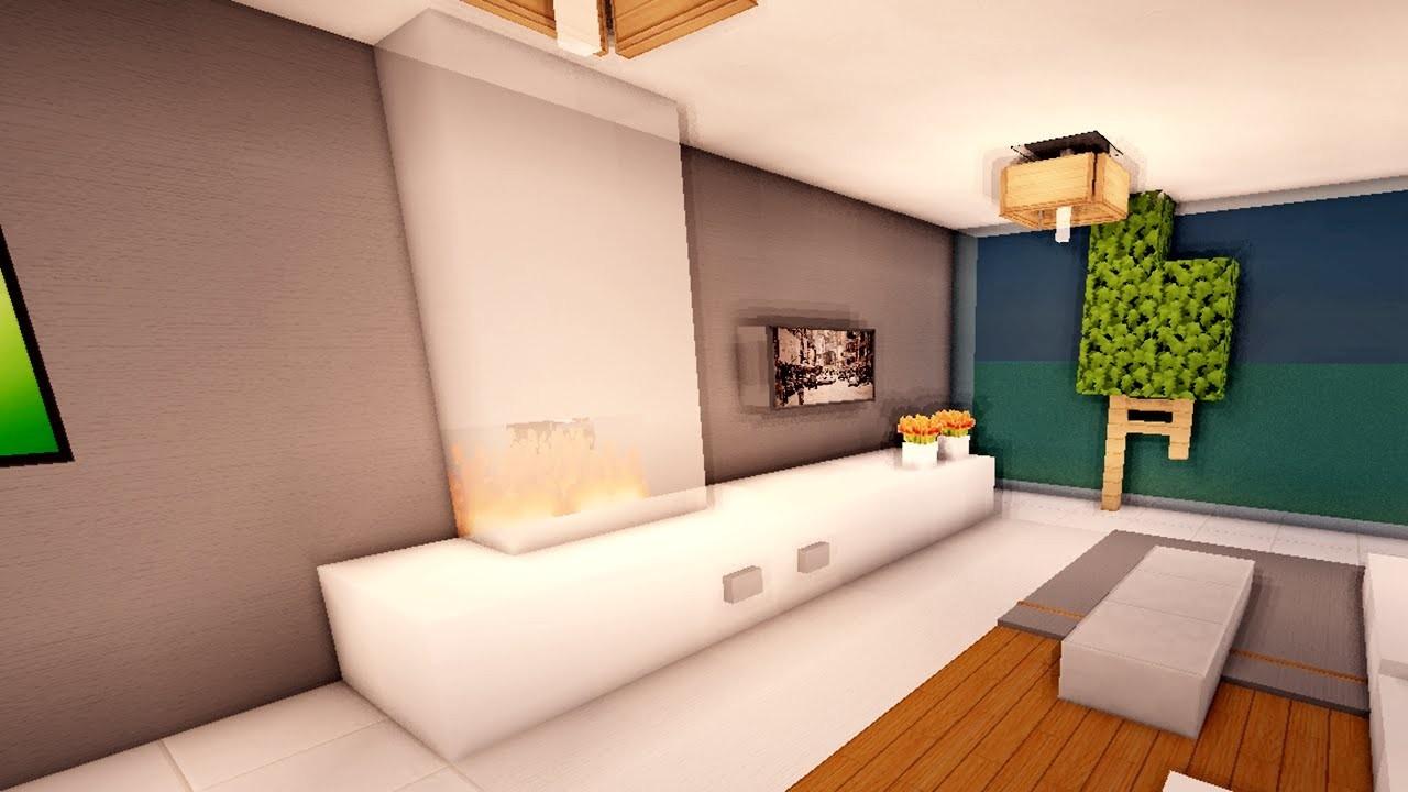 Minecraft Deco Moderne Élégant Photos Faire Une Chambre Dans Un Salon Beautiful Ment Faire Une Chambre