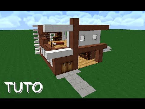Minecraft Deco Moderne Impressionnant Galerie Appealing Maison Moderne Youtube Minecraft Contemporary Best Image