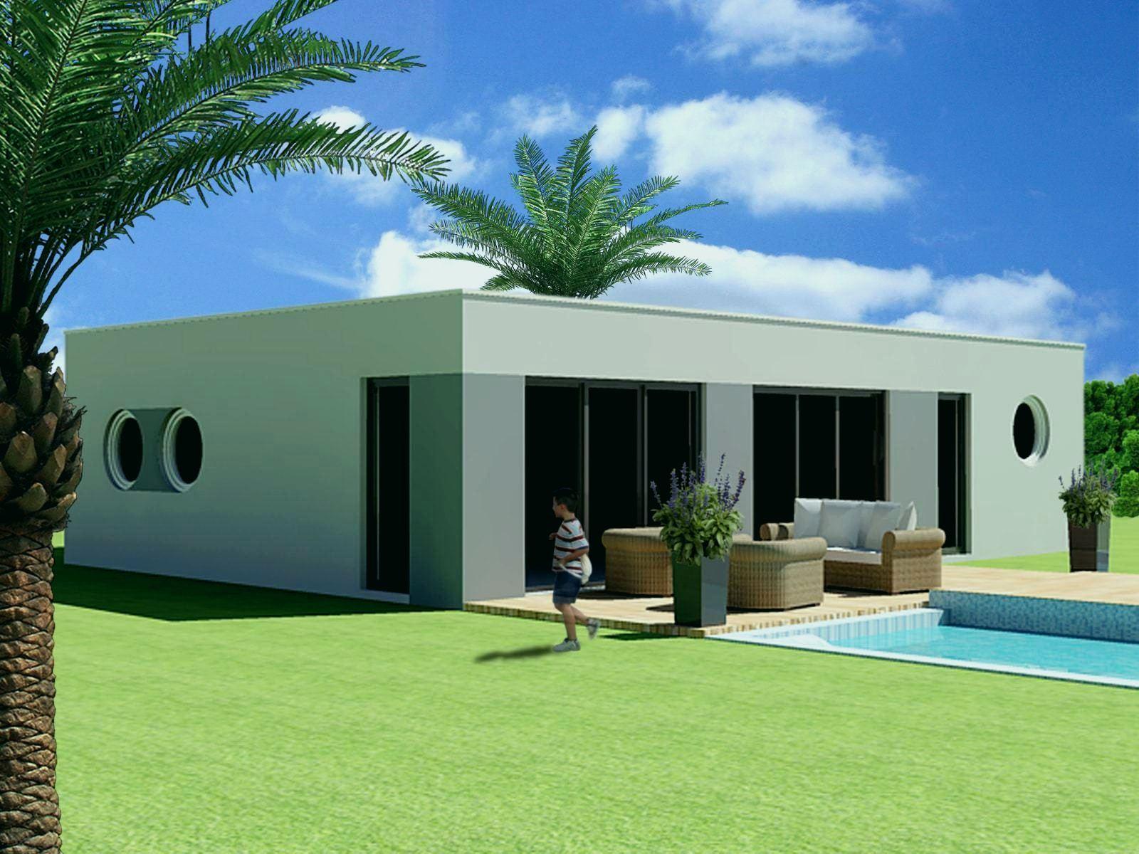 Minecraft Deco Moderne Impressionnant Image Meilleurs Maison Moderne En Bois