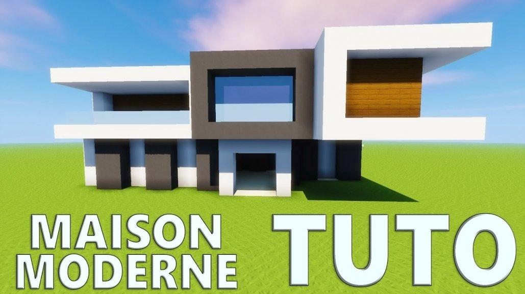 Minecraft Deco Moderne Unique Image √ Décoration De Maison ☆ Décoration De Maison Contemporaine