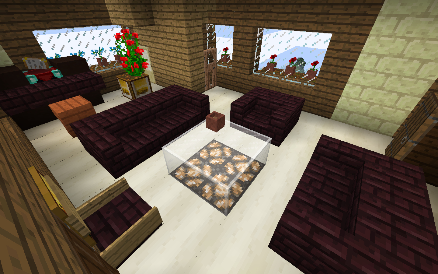 Minecraft Décoration Jardin Beau Collection Beautiful Salle De Bain Moderne Minecraft S Ansomone