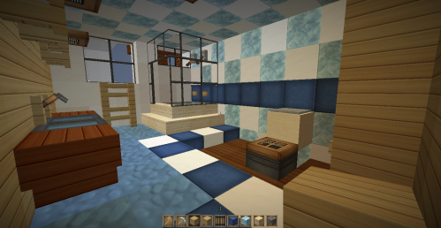Minecraft Décoration Jardin Luxe Collection Beautiful Salle De Bain Moderne Minecraft S Ansomone