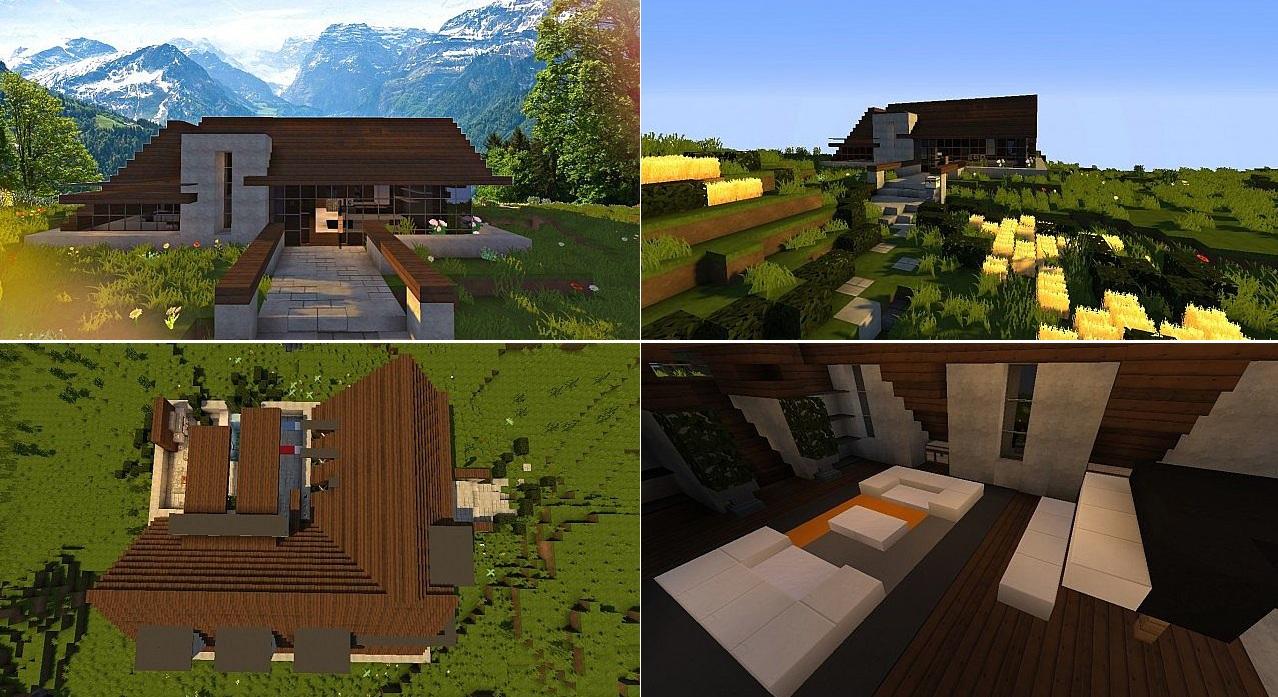 Minecraft Décoration Jardin Nouveau Photos Minecraft Chambre A Coucher Stunning Ment Faire Une Belle