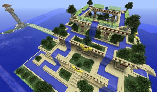 Minecraft Jardin Japonais Beau Image Les 18 Frais Jardin Moderne Minecraft