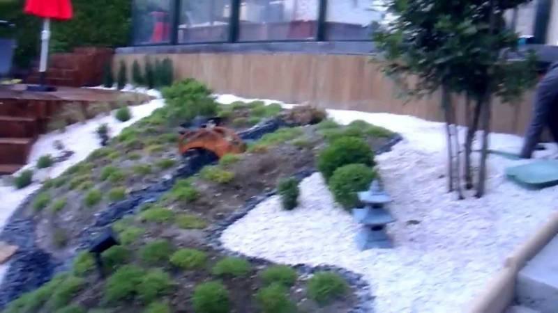 Minecraft Jardin Japonais Frais Stock Jardin Japonais En Pente Greenwashing Home Design Ideen Und