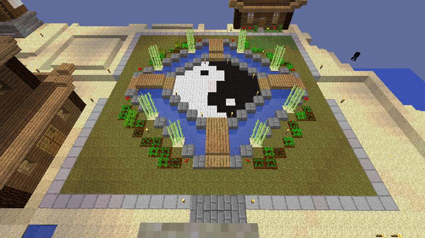 Minecraft Jardin Japonais Nouveau Photos Awesome Beau Jardin ...