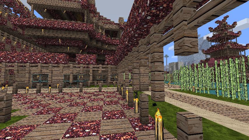 Minecraft Jardin Japonais Unique Image Plan Minecraft Maison Japonaise Simple Minecraft D Une Maison