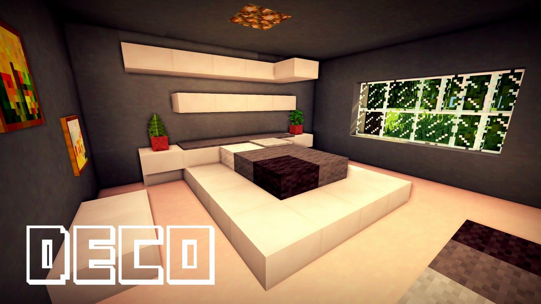 Minecraft Meuble Moderne Beau Photographie 34 Génial Image De Deco Chambre Contemporaine